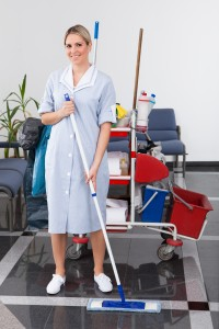 office housekeeper